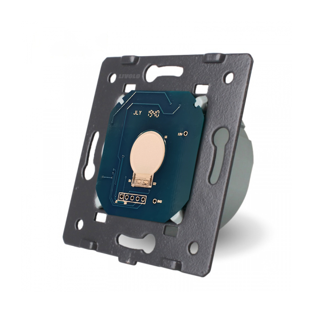 Modul intrerupator cu variator Livolo, Tensiune maxima 250 V imagine case-smart.ro 2021
