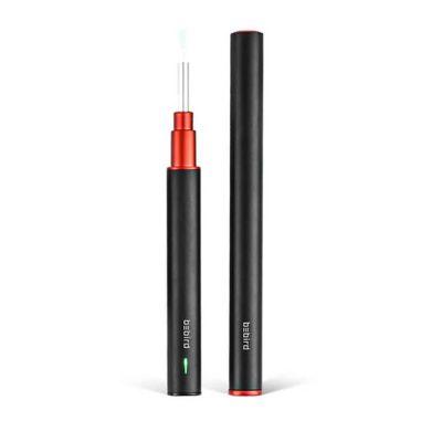 Otoscop cu camera Bebird B2 PRO, 1080p, Lampa UV, Baterie 350 mAh, Incarcare USB-C culoare neagra