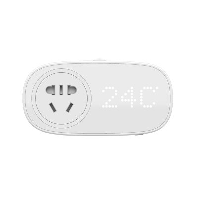 Termostat pentru aer conditionat Owon, Senzor de temperatura, Display digital, Control aplicatie
