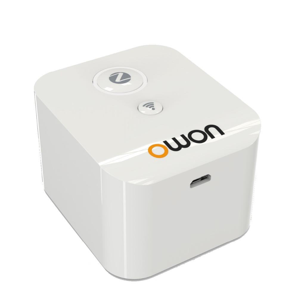 Hub inteligent si centru de comanda Owon, Pentru automatizarea locuintei, ZigBee, Wi-Fi 2.4 GHz, Control aplicatie imagine case-smart.ro 2021