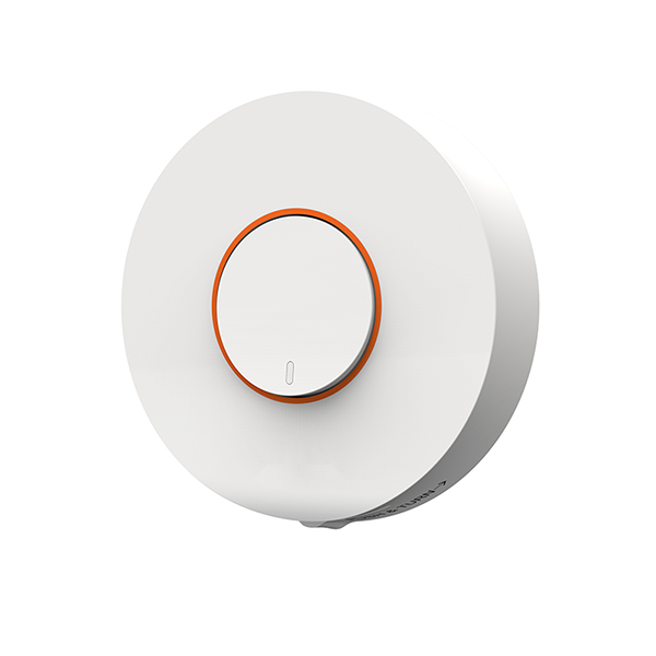 Intrerupator inteligent Owon, 3V, Wi-Fi, Protocol ZigBee, Control aplicatie imagine case-smart.ro 2021