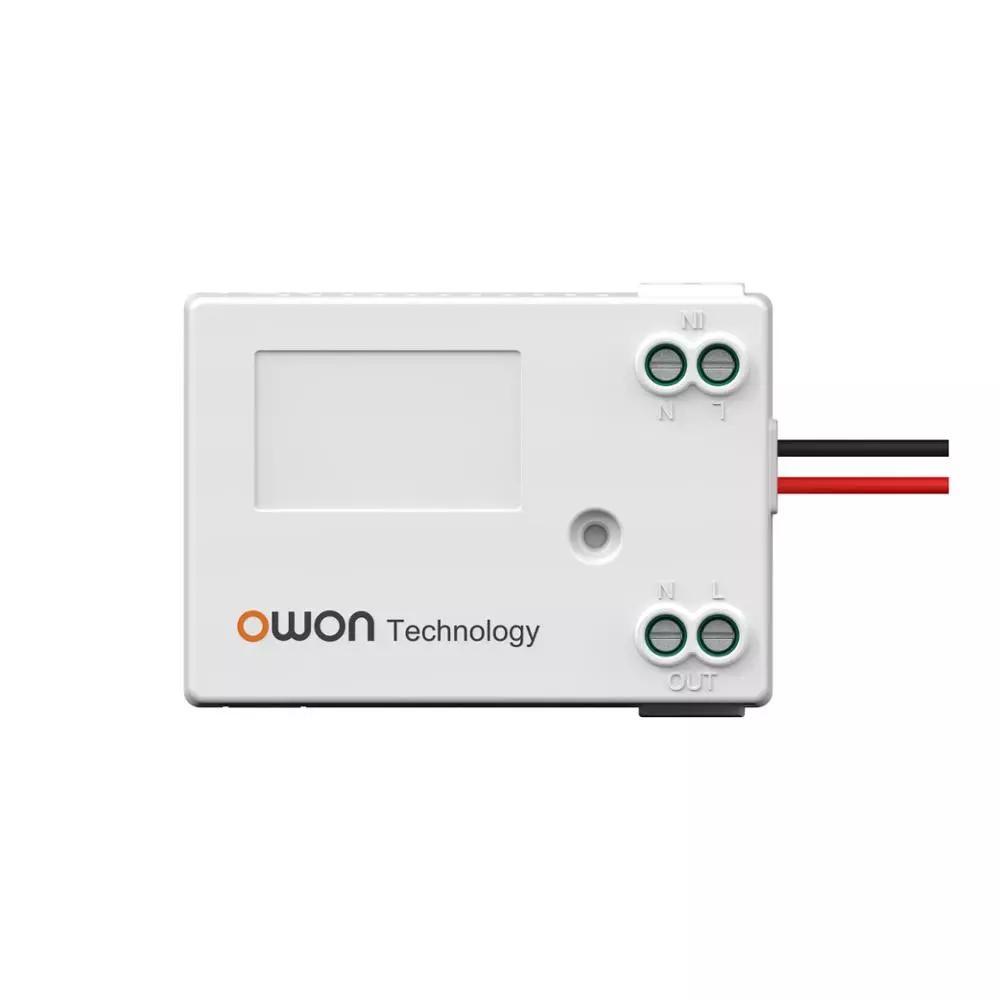 Releu inteligent pentru iluminare Owon, 6A, Protocol ZigBee, Programare, Control aplicatie imagine case-smart.ro 2021