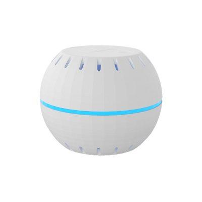 Senzor de temperatura si umiditate Shelly H&T, Wi-Fi, Monitorizare aplicatie, Incarcare USB, Verificare istoric