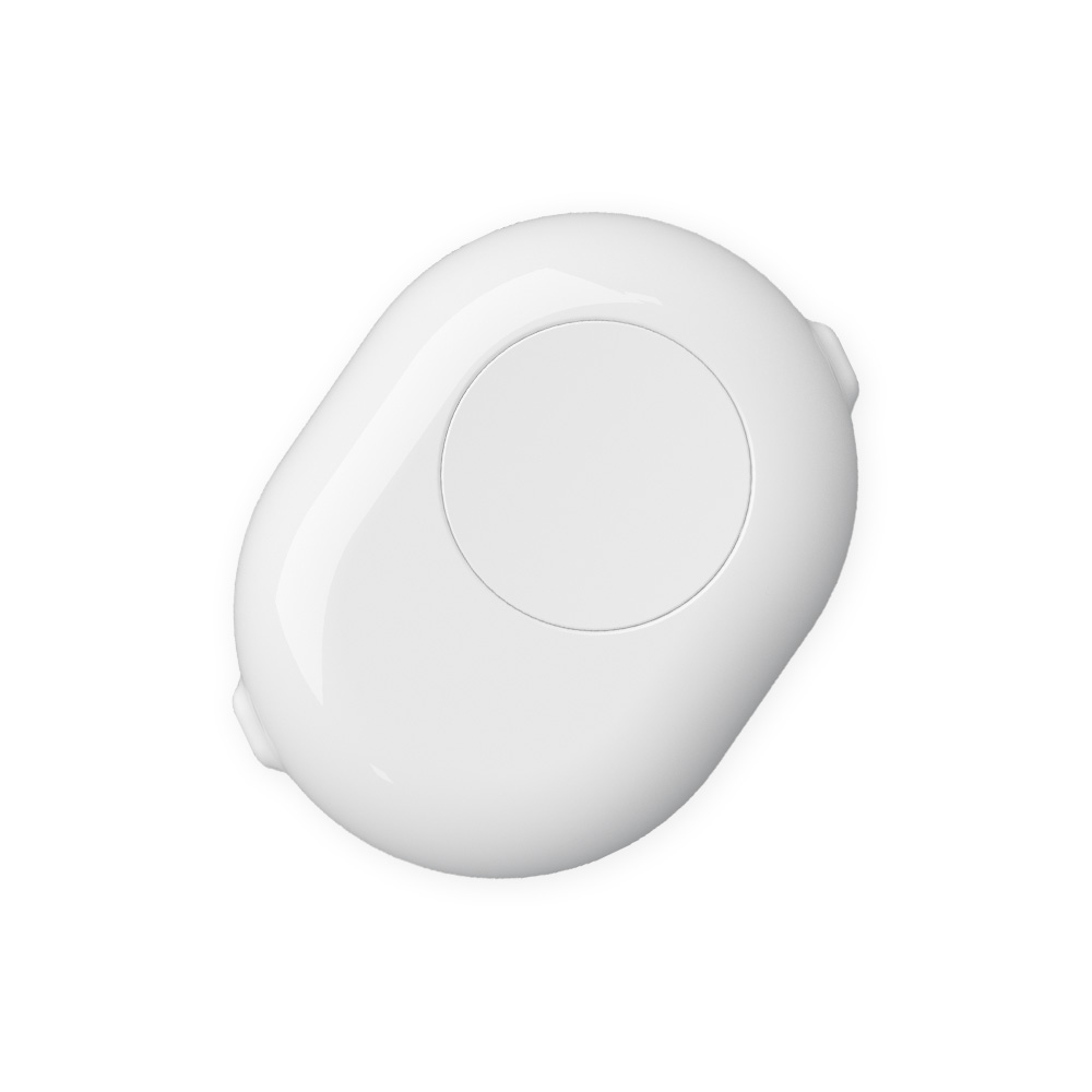 Carcasa Shelly Button, Compatibilitate cu Shelly 1 &1PM, Control aplicatie imagine case-smart.ro 2021