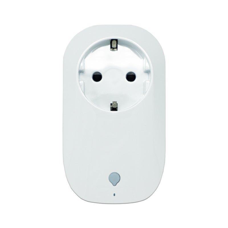 Priza inteligenta Shelly Plug, 16 A, Pana la 3500 W, Masurarea puterii, Control aplicatie imagine case-smart.ro 2021