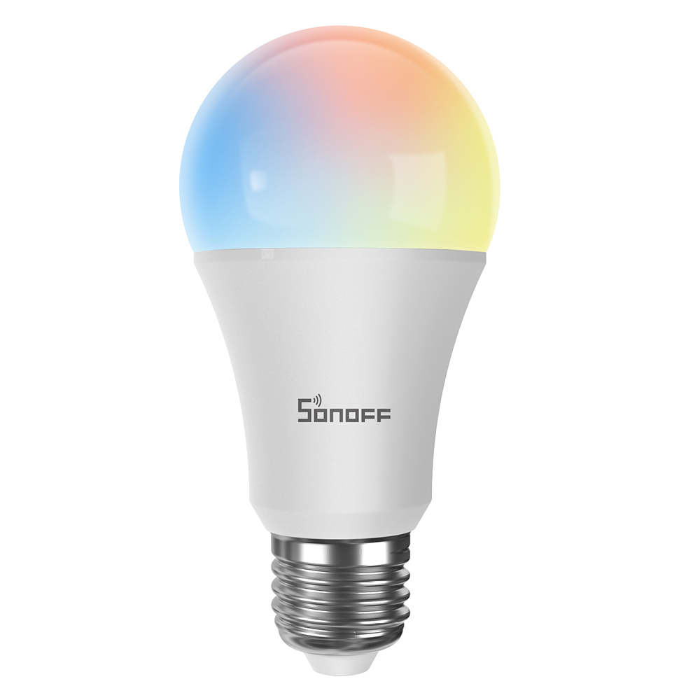Bec inteligent cu LED Sonoff B05-B-A60, RGB, Putere 9W, 806 LM, Control aplicatie imagine case-smart.ro 2021