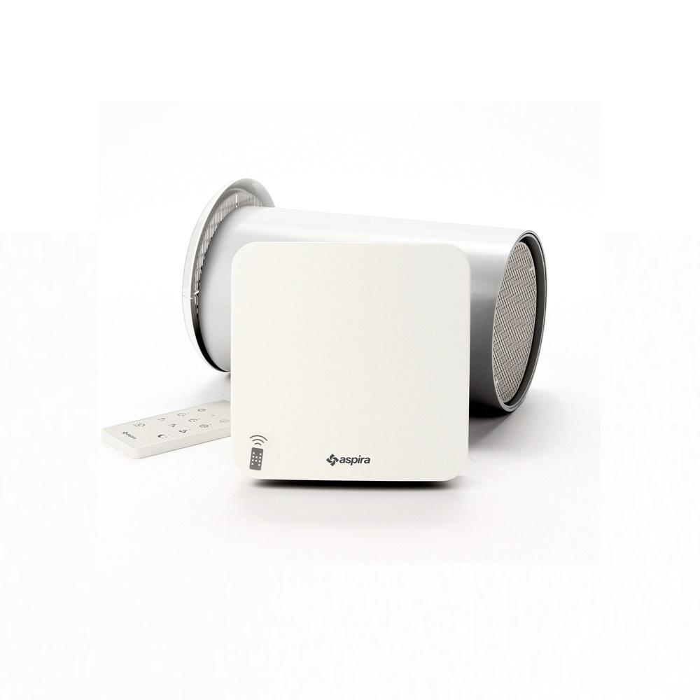 Unitate de ventilatie cu recuperare de caldura Aspira RHINOCOMFORT 160 RF imagine case-smart.ro 2021