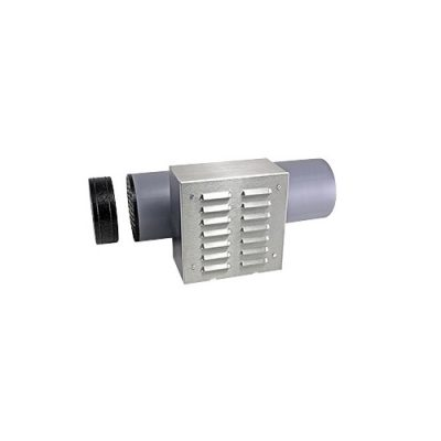 Kit evacuare pentru pereti subtiri Sevi160L, Pentru pereti subtiri, Grosime minina 15 cm, Tub 480 mm