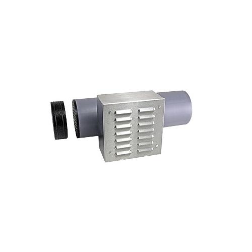 Kit evacuare pentru pereti subtiri Sevi160L, Pentru pereti subtiri, Grosime minina 15 cm, Tub 480 mm imagine case-smart.ro 2021