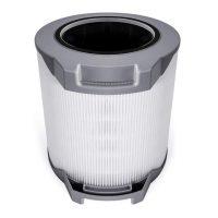 Filtru de rezerva pentru Purificatorul de aer Levoit LV-H134, 3 in 1, Pre filtru, HEPA & Carbon Activ