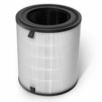 Filtru de rezerva pentru Purificatorul de aer Levoit LV-H133, Filtrare 360°, Filtru HEPA & Carbon activ