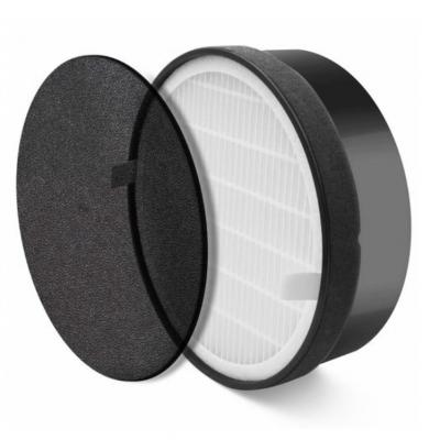 Set 2 filtre de rezerva pentru Purificatorul de aer Levoit LV-H132, Nylon, Hepa & Carbon activ, 3 in 1