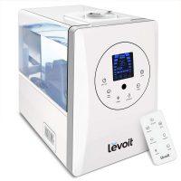 Umidificator Levoit LV600HH-RWH, Capacitate 6 L, Nivel zgomot 36 dB, Aromaterapie, Umidificare personalizata