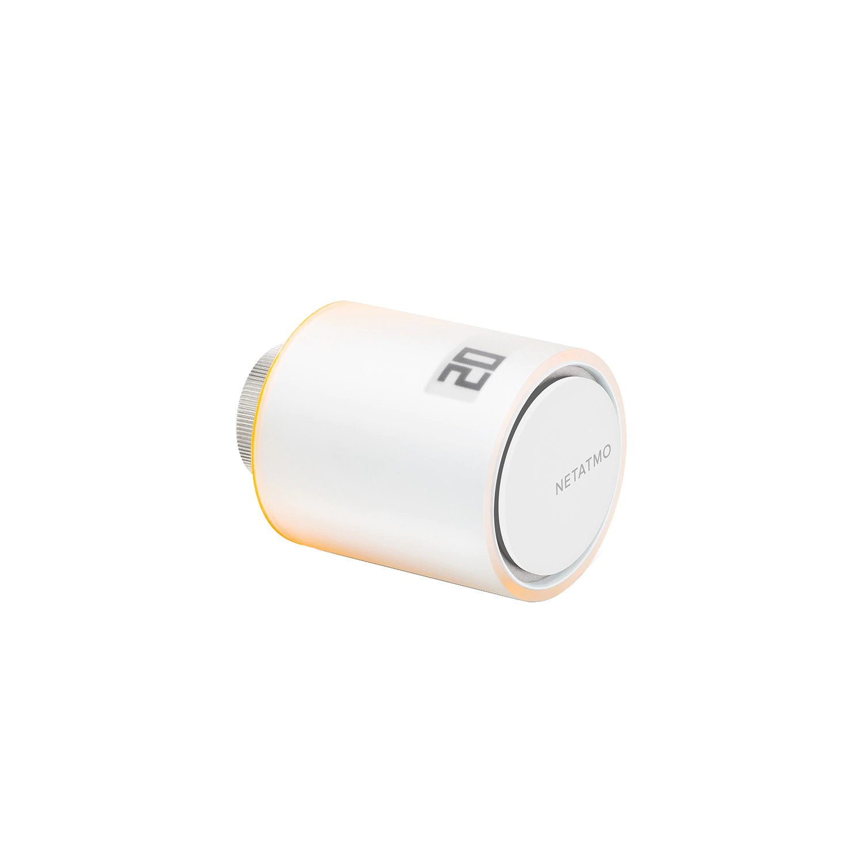 Cap termostat Netatmo, Wi-Fi, Control aplicatie, Programare, 4 Culori interschimbabile imagine case-smart.ro 2021