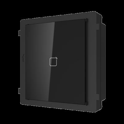 Modul extensie cititor de carduri HikVision DS-KD-E, Pentru interfon modular, EM 125 Khz