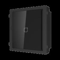 Modul extensie cititor de carduri HikVision DS-KD-M, Pentru interfon modular, Mifare 13.56 MHz