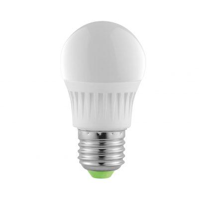Bec LED 3DIM G45, Soclu E27, Temperatura culoare 6500K, Putere 7W, 630 Lumeni