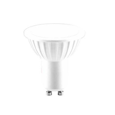Bec LED 3DIM PAR16, Soclu GU10, Temperatura culoare 3000K, Putere 7W, 525 Lumeni