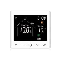 Termostat Wi-Fi pentru incalizare electrica in pardoseala BeOk TR9B-WIFI-EP