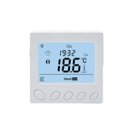 Termostat Wi-Fi pentru incalzirea electrica in pardoseala BeOk TR33-WIFI-EP