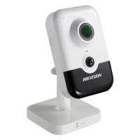 Camera de supraveghere HikVision Cube IP, Rezolutie 2.0MP, Wi-Fi, Lentila 2.8 mm, Comunicare audio, Distanta 10 m