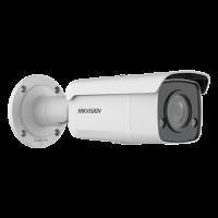 Camera de supraveghere HikVision IP ColorVu, Rezolutie 8.0 MP (4K), Lentila 4 mm, Distanta IR 60 m, Unghi vizualizare 88°