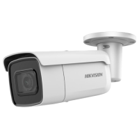 Camera de supraveghere HikVision AcuSense IP, Rezolutie 8MP, Filmare 4K, Lentila 2.8 mm, Distanta IR 80 m