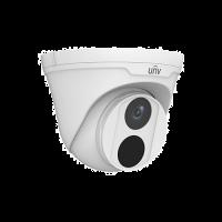 Camera de supraveghere Uniview IP, Lentila 2,8 mm, Rezolutie 4K, 30 FPS, Distanta IR 30m