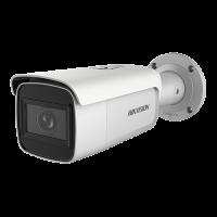 Camera de supraveghere HikVision IP, Rezolutie 6.0 MP, Lentila 2.8-12mm, AutoFocus, Distanta IR 50 m, Microfon, Slot microSD