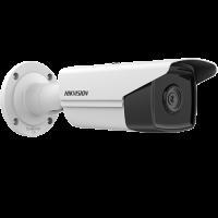 Camera de supraveghere IP HikVision AcuSense, Rezolutie 4.0 MP, Lentila 2.8 mm, Distanta IR 60 m, Functie Deep Learning