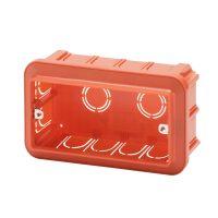 Doza incastrata GW 24404 ST 4 module compatibil Livolo – standard Italian