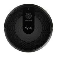 Aspirator robot inteligent Kyvol E30, Moduri de curatare, Sistem de navigatie, Recipient 600 mL, Autonomie 150 minute